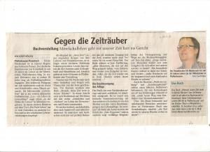 Mindelheimer zeitung vom 18.06.13 (J. Hölzle)
