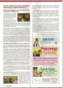 S` Krumbacher Magazin Oktober 2013