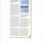"""Buchbesprechung im Vereinsheft """"Die Sechzger"""", Ausgabe 4/2014"""
