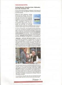 Die Dezemberausgabe des S'Krumbacher - Magazin von Luis Walter